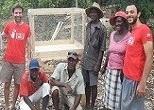 Chilenos cambian vidas en Haiti a través de cuidado del agua y huertos familiares comunitarios
