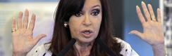 Allanan propiedades de ex presidenta argentina Cristina Fernández