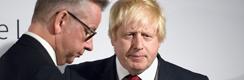 Carrera para ser primer ministro británico sufre vuelco tras retirada de Boris Johnson por traición