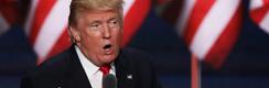 Principales declaraciones de Donald Trump en convención republicana